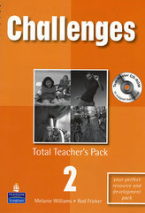 Challenges 2 Total Teachers Pack & Test Master CD-Rom 2 Pack