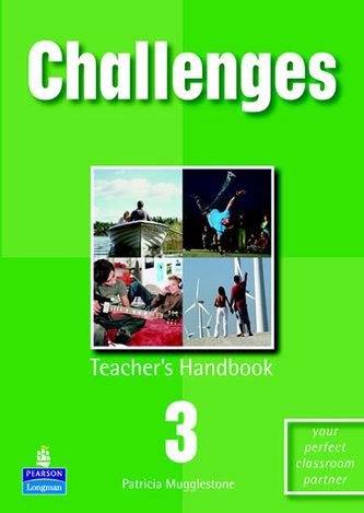 Challenges 3 Teacher´s Handbook - Mugglestone, Patricia