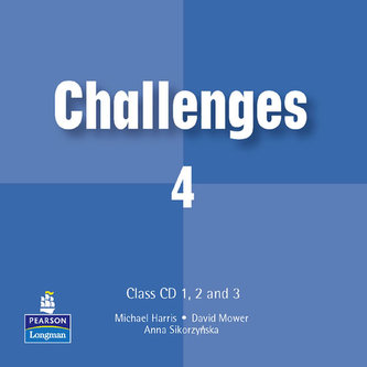 Challenges Class CD 4 1-4 - Michael Harris