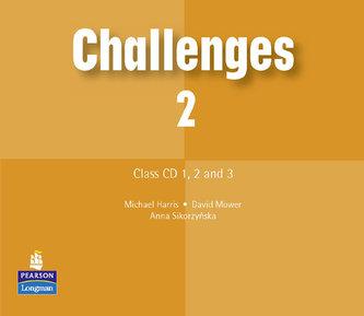 Challenges Class CD 2 1-3 - Michael Harris