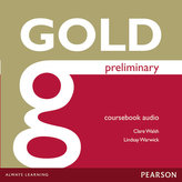 Gold Preliminary Class Audio CDs