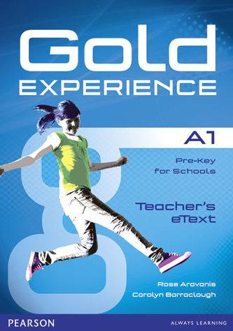 Gold Experience A1 eText Teacher CD-ROM - Rosemary Aravanis