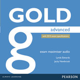 Gold Advanced Exam Maximiser Class Audio CDs