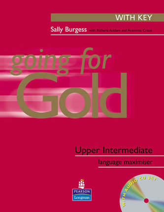 Going for Gold, Language Maximiser. Upper intermediate - Náhled učebnice