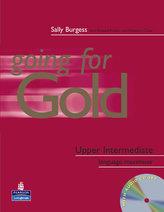 Going for Gold Upper-Intermediate Language Maximiser No Key & CD Pack
