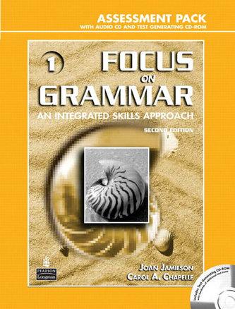 Focus on Grammar 1 Assessment Pack - Schoenberg Irene E.