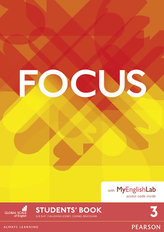 Focus BrE 3 Student´s Book & MyEnglishLab Pack