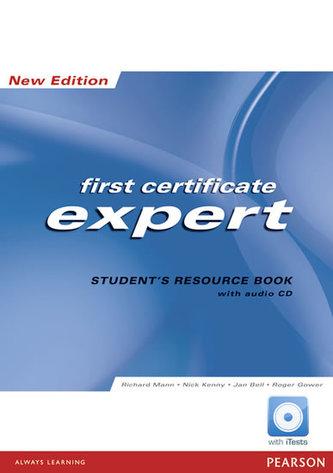 FCE Expert New Edition Students Resource Book no Key/CD Pack - Richard Heinzmann