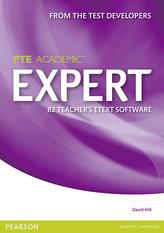 Expert Pearson Test of English Academic B2 eText Teacher´s CD-ROM