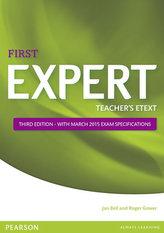 Expert First 3rd Edition eText Teacher´s CD-ROM