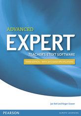 Expert Advanced 3rd Edition eText Teacher´s CD-ROM