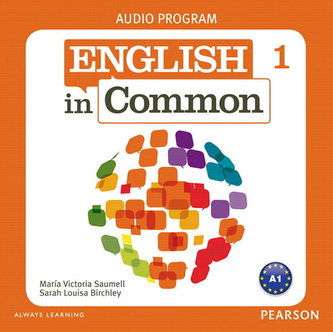 English in Common 1 Class Audio CDs - Saumell Maria Victoria