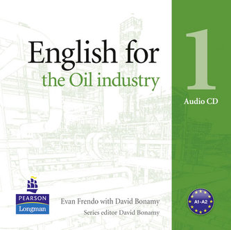 English for Oil Level 1 Audio CD - Frendo Evan