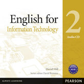 English for IT Level 2 Audio CD
