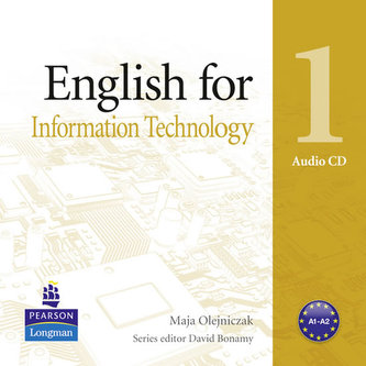 English for IT Level 1 Audio CD - Olejniczak Maja