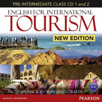 English for International Tourism Pre-Intermediate Class CD (2) - Dubicka, Iwona
