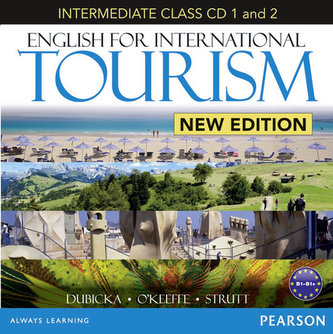 English for International Tourism Intermediate Class CD (2) - Strutt Peter