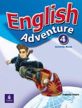 English Adventure Level 4 Activity Book