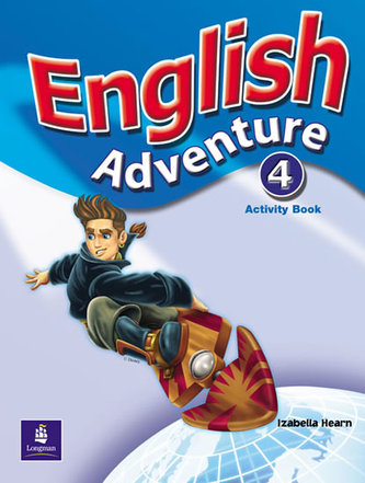 English Adventure Level 4 Activity Book - Hearn Izabella