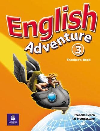 English Adventure Level 3 Teacher´s Book - Hearn Izabella