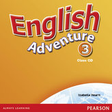 English Adventure Level 3 Class CD