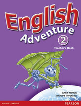English Adventure Level 2 Teacher´s Book