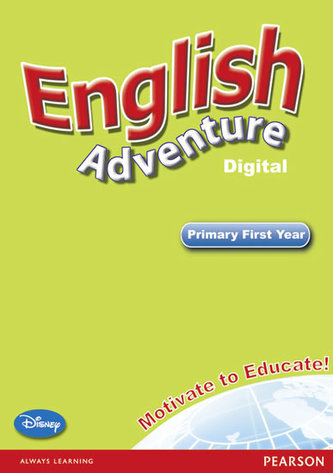English Adventure Level 1 Interactive White Board - Frino Lucy