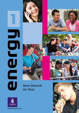 Energy 1 Students´ Book plus notebook - Steve Elsworth