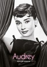 Audrey Hepburn - nástěnný kalendář 2018