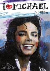 Michael Jackson - nástěnný kalendář 2018