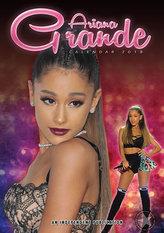 Ariana Grande - nástěnný kalendář 2018