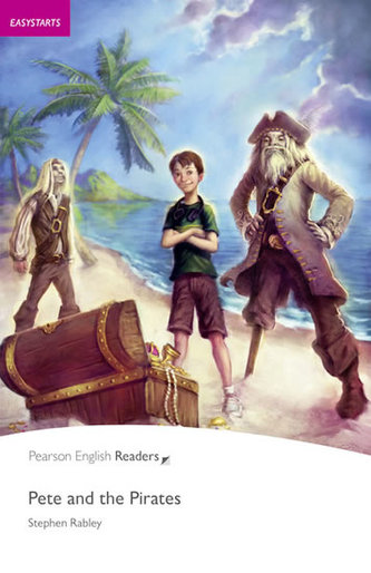 Easystart: Pete and the Pirates Book and CD Pack - Rabley, Stephen