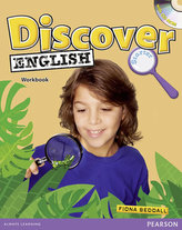 Discover English Global Starter Activity Book and Student´s CD-ROM Pack