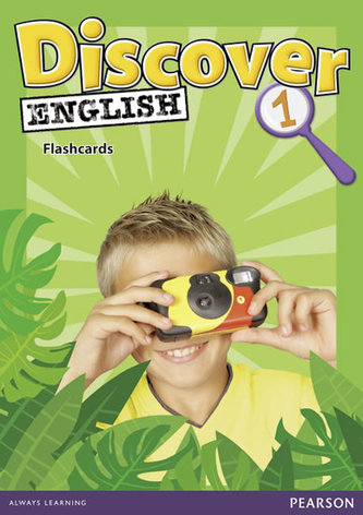 Discover English Global 1 Flashcards - neuveden