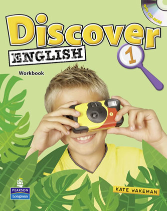 Discover English Global 1 Activity Book and Student´s CD-ROM Pack - Kate Wakeman