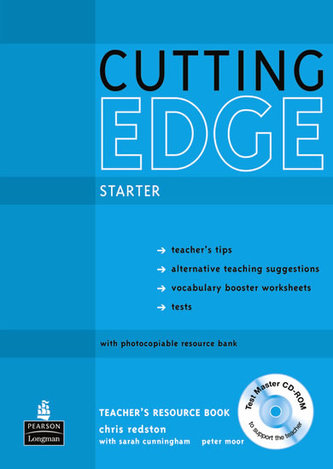 Cutting Edge Starter Teacher´s Book/Test Master CD-Rom Pack - Cunningham, Sarah