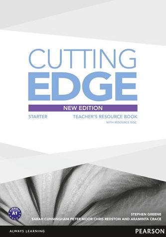 Cutting Edge Starter New Edition Teacher´s Book and Teacher´s Resource Disk Pack - Crace, Araminta