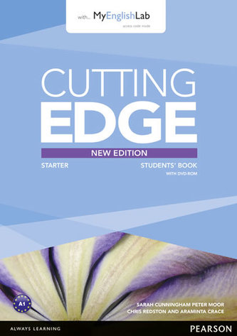Cutting Edge Starter New Edition Students´ Book with DVD and MyLab Pack - Cunningham, Sarah