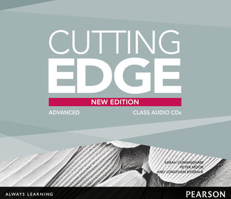 Cutting Edge Advanced New Edition Class CD - Cunningham, Sarah