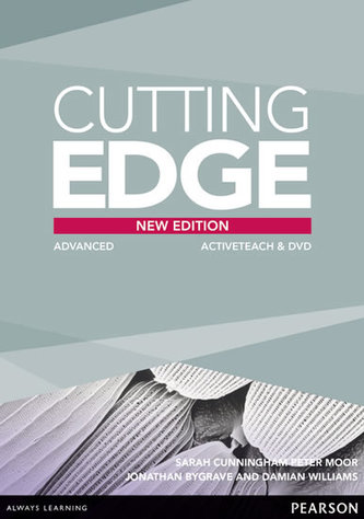 Cutting Edge Advanced New Edition Active Teach - Cunningham, Sarah