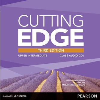 Cutting Edge 3rd Edition Upper Intermediate Class CD - Cunningham, Sarah