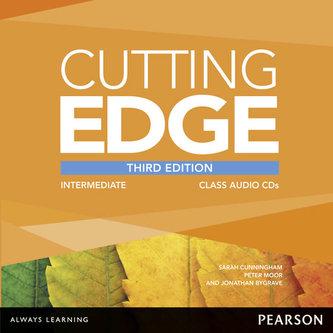 Cutting Edge 3rd Edition Intermediate Class CD - Cunningham, Sarah