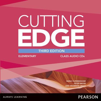 Cutting Edge 3rd Edition Elementary Class CD - Cunningham, Sarah
