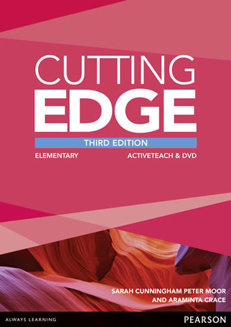 Cutting Edge 3rd Edition Elementary Active Teach - Crossley Robert