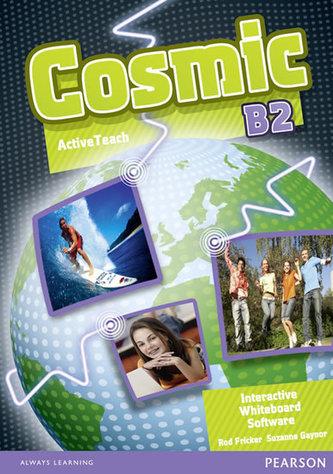 Cosmic B2 Active Teach/CD - Fricker Rod