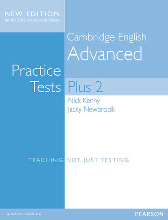Cambridge Advanced Practice Tests Plus New Edition Students´ Book without Key - Kenny, Nick