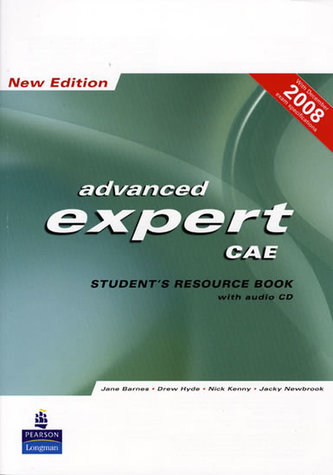 CAE Expert New Edition Students Resource Book no Key/CD Pack - Barnes, Jane