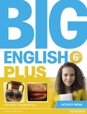 Big English Plus 6 Activity Book - Herrera Mario, Pinkey Diane