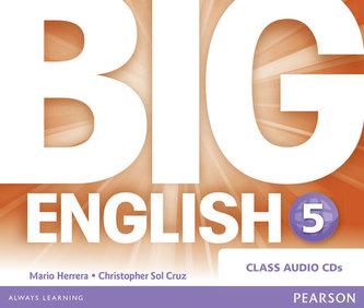 Big English Plus 5 Class CD - Herrera Mario, Pinkey Diane