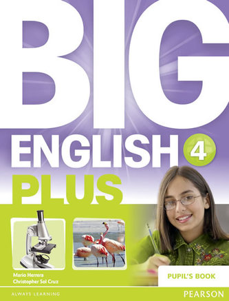 Big English Plus 4 Pupil´s Book - Herrera Mario, Pinkey Diane